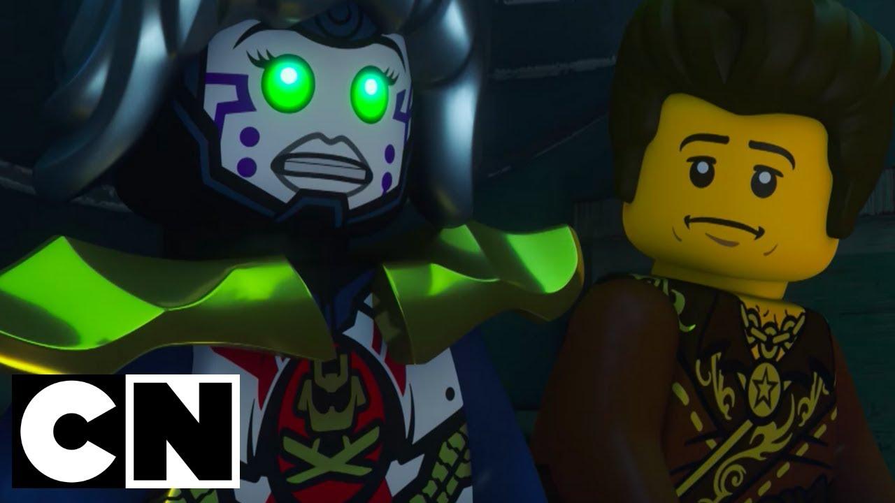 Lego Ninjago Masters Of Spinjitzu Firstbourne Cartoon Network