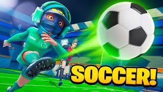 *NEW* SOCCER in FORTNITE!