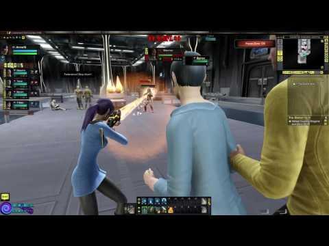 Star Trek Online: Klingon War - Task Force Hippocrates (S02-E10)