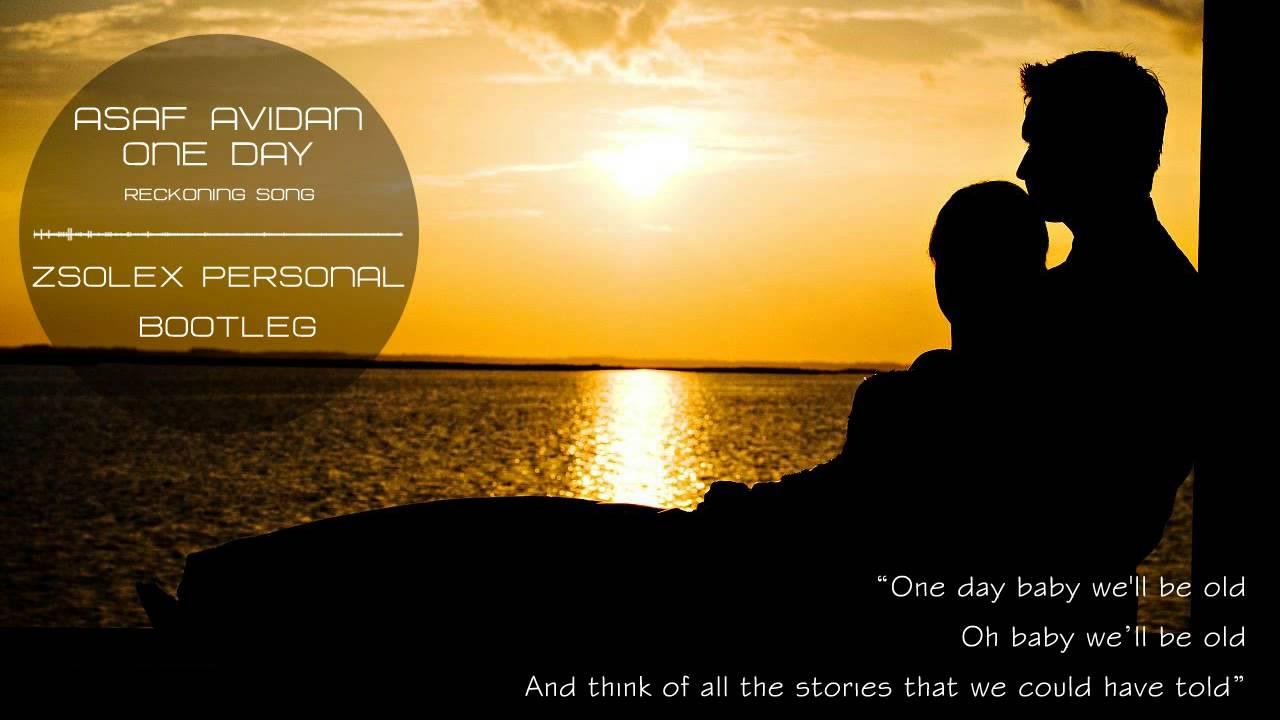 Asaf avidan & the mojos one day / reckoning song (wankelmut.