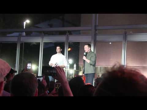 Elon and JB