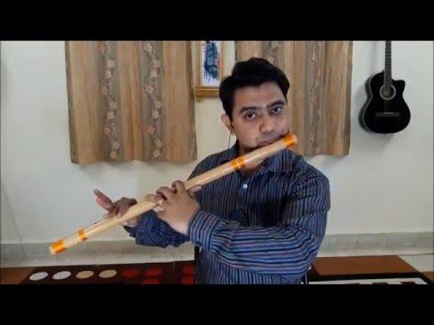 National Anthem on Flute by Girish Kale.