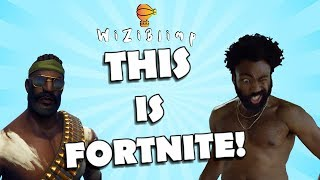 This is FORTNITE - This is America Recreation - Stafaband
