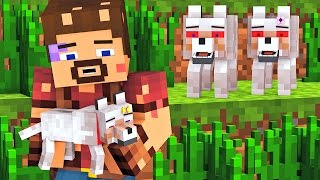 Wolf Life 4 - Minecraft Animation