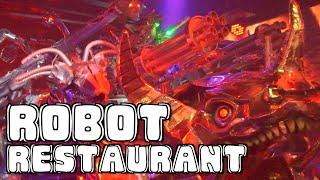 ROBOT RESTAURANT Shinjuku, Japan // ロボットレストランに行ってみた