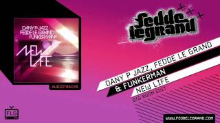 Dany P Jazz, Fedde Le Grand & Funkerman - New Life (Big Room Edit)