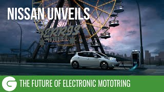 Nissan Unveils Future of Electric Motoring thumbnail