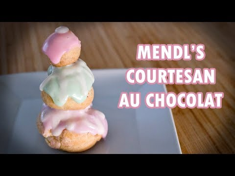 Let's Test | Courtesan au Chocolat | Cooking For All | Grand Budapest Hotel