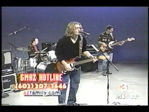 Tempe Music Festival - J.D. Simo - Good Morning Arizona 2003