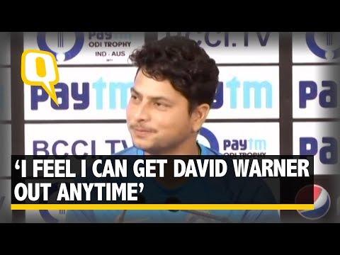 I Feel I Can Get David Warner Out Anytime, Says Kuldeep Yadav