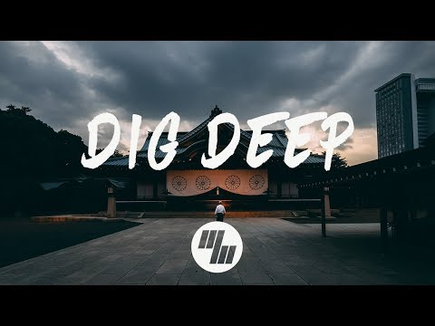 Lxandra - Dig Deep (Lyrics) West Coast Massive Remix