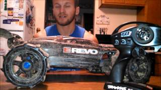 review traxxas e revo brushless edition hd