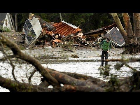 Mudslides Cause Destruction In Montecito   Los Angeles Times