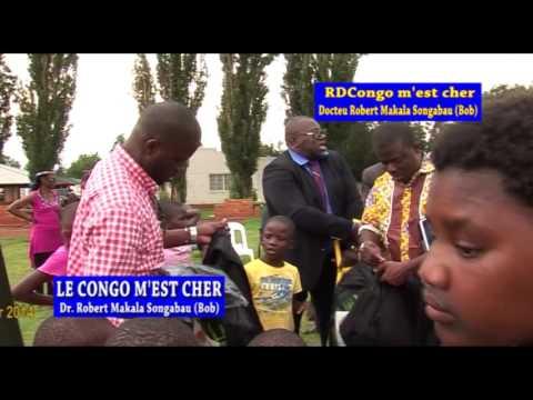 LE CONGO M'EST CHER :  PARTIE 02   Children'home