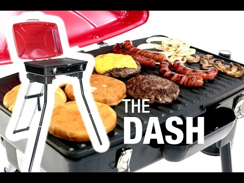 The Blackstone DASH - Dual Sided Portable Gas Griddle
