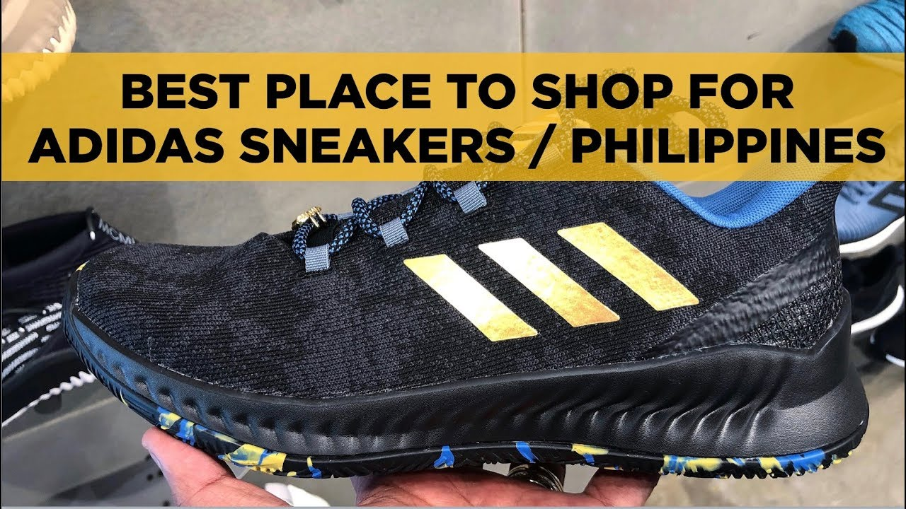 3b26354d3cf Best Shop to Buy adidas Sneakers in the Philippines  (Apart from Outlet)