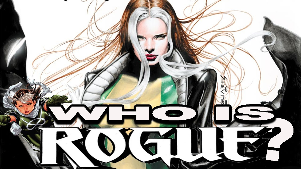 Download History and Origin of the Marvel Comics' ROGUE of the X-Men!