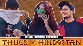 Thugs of hindustaan    Hunny sharma