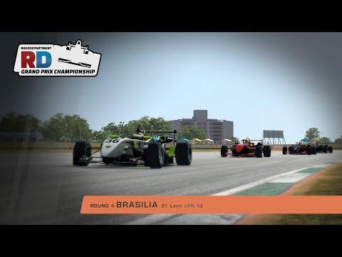RDGPC S6 | Round 4 | Brasilia