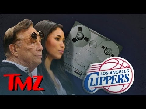 Clippers Owner Donald Sterling to Girlfriend: Don't Bring Black People to My Games (Audio) | TMZ