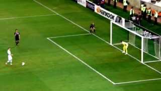 Tanda Penalties Betis Sevilla Europa League 2014