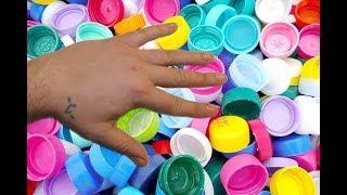 ЭТОТ МУСОР ВСЕ ПРОСТО ВЫБРАСЫВАЮТ! Что можно сделать из отходов пластика!
