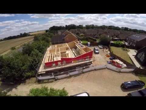 Potton's Self Build Live - Designing a Passivhaus