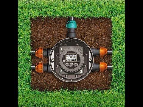 Kit Irrigazione Claber Hydro 4 90829