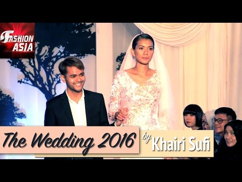 'The Wedding 2016' At JW Marriot Kuala Lumpur | Fashion Asia