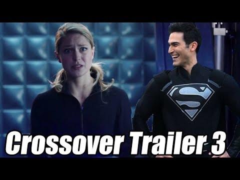 """Elseworlds"" Crossover TRAILER 3 (Sub Español) - ¿QUE PASA CON SUPERGIRL?"