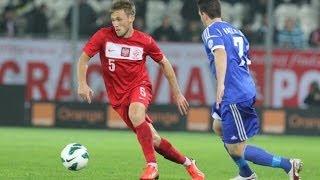 Polska Liechtenstein 2:0 (Skrót Meczu) 2013