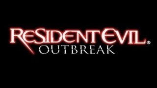 Classic PS2 Game Resident Evil Outbreak on PS3 in HD 1080p