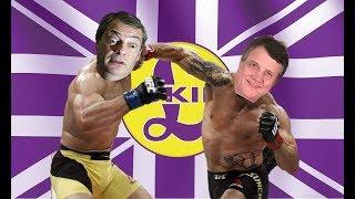 Nigel Farage vs Gerard Batten - The UKIP Civil War