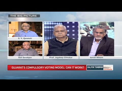 The Big Picture - Gujarat's compulsory voting model: Can it work?