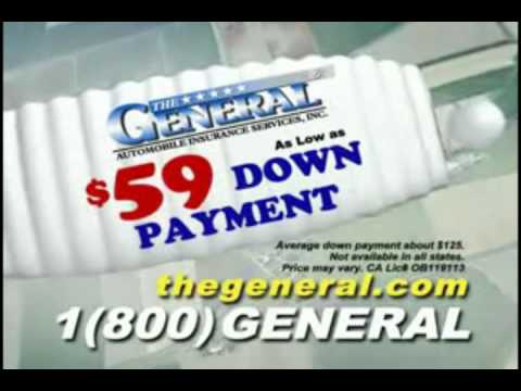 The General Auto Insurance Amv Youtube