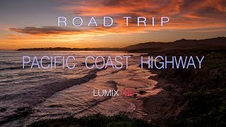 Pacific Coast Highway with LUMIX G9 Landscape Photography