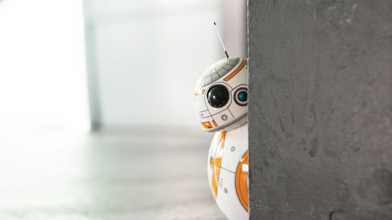 meet bb-8, the awesome new star wars: the force awakens droid