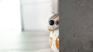Meet BB-8, the Awesome New Star Wars: The Force Awakens Droid!
