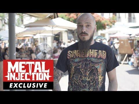 SHREDHEAD Gives 5 Tips For Visiting Tel Aviv | Metal Injection