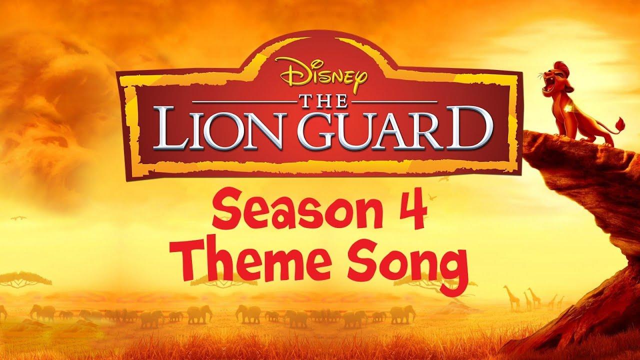 Download The Lion Guard Season 4 THEME SONG (Read Description)