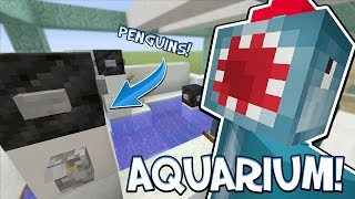 Minecraft Xbox - AQUARIUM!! - Building Time! [#60]