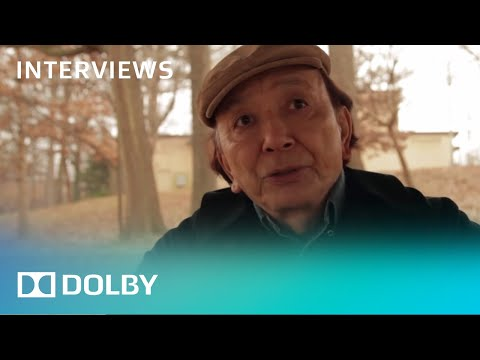 Kung Fu Panda 2 - James Hong Tells Us About His Experiences With New Actors | Interview | Dolby