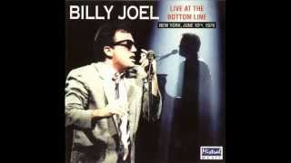 Billy Joel ~ LIVE @ The Bottom Line [06/10/1976]