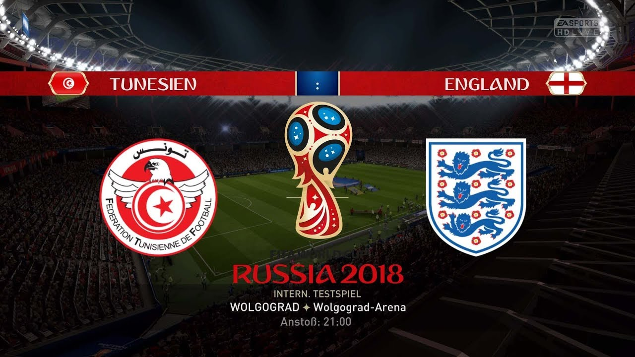 Prognose Tunesien England