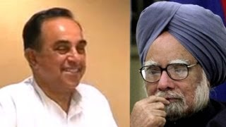 i asked manmohan singh why are you doing like this dr subramanian swamy