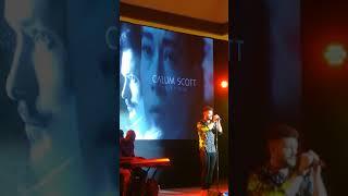 Calum Scott - Dancing on my own(Live in Manila 2018)