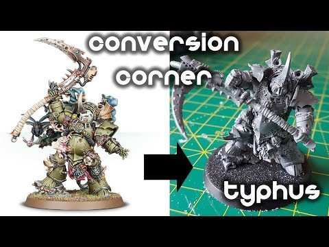 How To Fix The Pose of Typhus - Conversion Corner