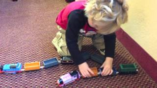 Thomas and Friends® Train Crash!