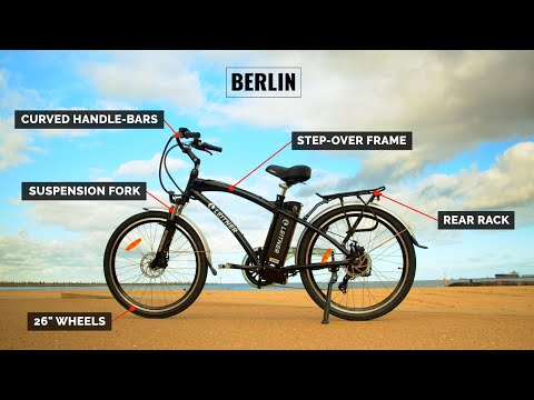 Leitner Australia - BERLIN Step-Over Electric Bike