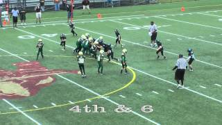 Mighty Mites Hornets vs Panthers 2012 part1